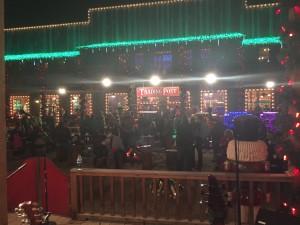 santa's wonderland opening night