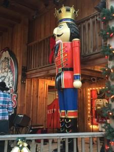 nutcracker - santa's wonderland opening night